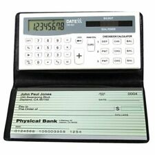 Datexx Db-403 Checkbook Calculator with 3-Memory Settings For Office Electronics