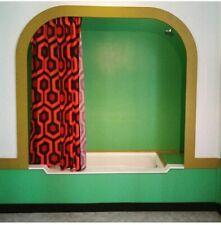 Original Overlook Hotel Shower Curtain The Shining Jack Nicholson Stephen King