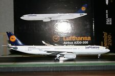 Gemini Jets 1:200 Lufthansa Airbus A330-300 D-AIKA (G2DLH363) Model Plane