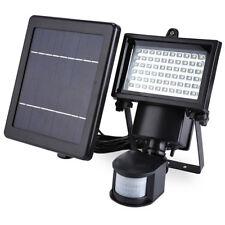 Détecteur De Mouvement Lampe Solaire Étanche Lumière Extérieure 60 Led