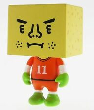 "To-Fo Football Soccer NETHERLANDS Figure - Devilrobots 2"" tall Window Box"