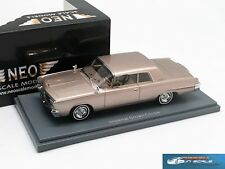 Imperial Crown 2-door Hardtop Coupe beige met 1965 NEO44695 1:43