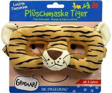 Spiegelburg 12222 Plüschmaske Tiger ***NEU/OVP***