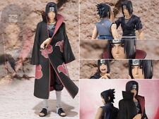16cm SHF S.H.Figuarts Anime Naruto Shippuden Uchiha Itachi Action Figurines PVC