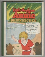 Little Orphan Annie Series Book #6 1931 Shipwrecked