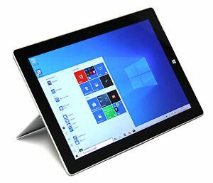 Microsoft Surface 3 - Model 1645 x7-Z8700 4GB RAM 64GB eMMC Windows 10 Pro