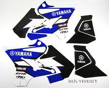 Factory Effex EVO 15 Graphics Shrouds Yamaha YZ125 YZ250 YZ 125 250 15 16 17 18