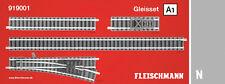 Fleischmann Spur N 919001 Digi Gleisset A1 NEU/OVP