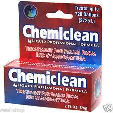 Chemi-Clean Liquid Pro Formula 2 fl. oz Red Slime Treatment Boyd Coral Reef Safe