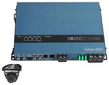 SOUNDSTREAM RN1.2000D Mono 1000 Watt RMS Car Audio Amplifier Class D 1-Ohm Amp