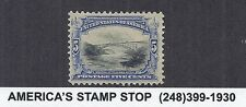 1901 US SC 297 Pan American Exposition, Bridge to Niagara Falls, Mint
