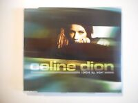 CELINE DION : I DROVE ALL NIGHT [ CD MAXI ]