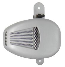 Silver finish JIMS FORCE FLOW CYLINDER HEAD COOLER FOR TOURING MODELS