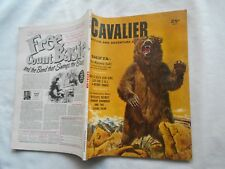 CAVALIER  Magazine-MAY,1957-SHIFTA-THE MYSTERY CULT !