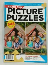 Brain Fun Picture Puzzles All Cat's Edition Spot 303 Differences 2020