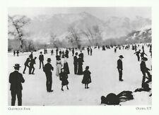 """*Utah Postcard-""""Glenwood Park"""" (Recreation Spot, 1890's) *Ogden, UT (H6)"""