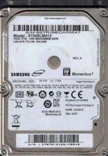 Samsung ST500LM012 HN-M500MBB/AVN P/N: C7672-G12A-C8016
