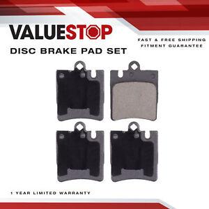 Rear Ceramic Brake Pads for Mercedes-Benz C200, C230, C280, C320, C350, CLK350