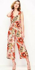 ALICE MCCALL *STOP & STARE* Jumpsuit, Size 10 BNWOT RRP $600+ COTTON/SILK Spring