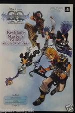 Kingdom Hearts Birth by Sleep Keyblade Master's Guide