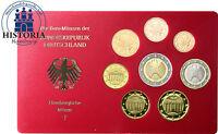 Original PP KMS Deutschland 3,88 Euro 2003 Spiegelglanz 1 Cent bis 2 Euro Mzz J