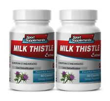 weight loss supplements - MILK THISTLE 80% EXTRACT 245MG 2B - milk thistle compl