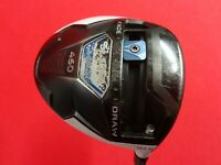 TAYLORMADE SLDR 460 White 10.5° Adjustable Driver RH Speeder 57g M Senior Flex