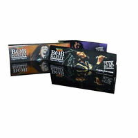 3 BOOKLETS BOB MARLEY PURE HEMP KING SIZE ROLLING PAPERS