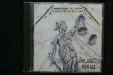 Metallica – ...And Justice For All   - CD   (C819)