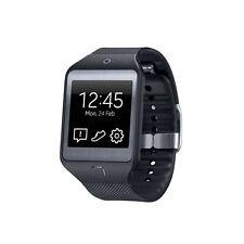 Samsung Galaxy Gear 2 Neo 42mm Plastic Case Charcoal Black Modern Buckle