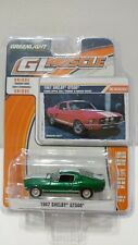 New ListingGreenlight Green Machine 1967 Ford Mustang Shelby Gt500 Gl Muscle 11 Chase