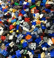 LEGO LOT OF 20 MINIFIGURE LEG PIECES RANDOMLY SELECTED PANTS PEOPLE BODY PARTS