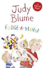 **NEW PB** Fudge-a-Mania by Judy Blume (Paperback, 2014)