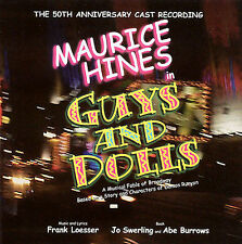 Guys and Dolls 50th-Anniversary Cast Recording by