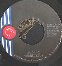 Jazz Funk 45 O'donel Levy Watch what happens / Granny Groove Merchant 1001 NM-