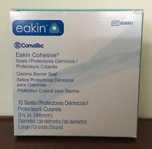 Eakin Cohesive Ostomy Appliance Seal #839001 - 10 (1 Box of 10 ea)