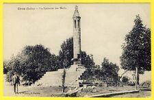cpa 36 Village de CIRON (Indre) La LANTERNE des MORTS Animé Lantern of the Dead