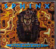 Sphinx- what hope have i cd maxi single