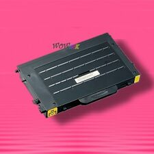 1P Non-OEM Alternative YELLOW TONER for Samsung CLP-510D5Y CLP-510 CLP-510N