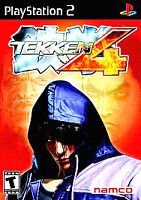 Tekken 4 Greatest Hits (PlayStation 2) PS2 Video Game Complete w/ Manual