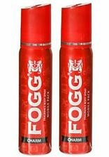 Charm Body Spray From Fogg For Men and Women (25 ml x 2) Mobile Pack Pocket Deo