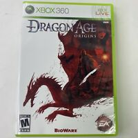Dragon Age: Origins (Microsoft Xbox 360, 2009) COMPLETE, OOP, FAST SHIPPING