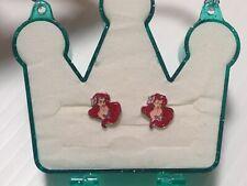 Ariel Earrings Disney Parks New