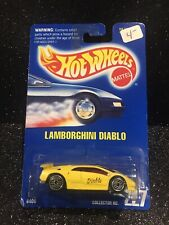 Hot Wheels~1992~Collectors No. 227~Lamborghini Diablo~See Description
