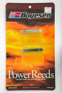 New Boyesen Dual Stage Power Reeds For The 1998 Kawasaki KX250 KX 250 2 Stroke