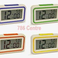 Nueva Alarma Digital Kenko hablando & Temperatura Reloj, ciego y parcialmente invidentes