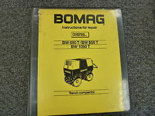 heavy equipment manuals for bomag ebay rh ebay com Owner's Manual Owner's Manual