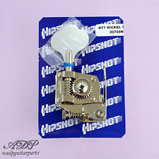 MECA. HIPSHOT BASS D-TUNER BT7 XTender FENDER Mexican Highway 1 NICKEL 20700N