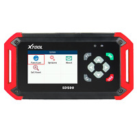 Car OBD2 EOBD Scan Tool Read Clear Check Engine Fault Code Reader - Xtool SD500