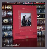 Black Beauty by Anna Sewell Illustrated New Ribbon Marker Deluxe Hardcover Gift